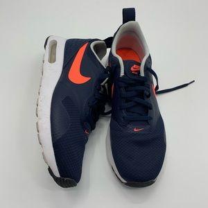 Nike Air Max Tavas Obsidian Blue Sneakers Size 9